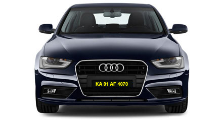 Self drive car hire audi a4 bangalore