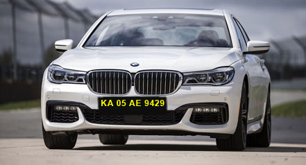 Bmw 7 Series Self Drive Car Hire Bangalore Self Drive Car Hire